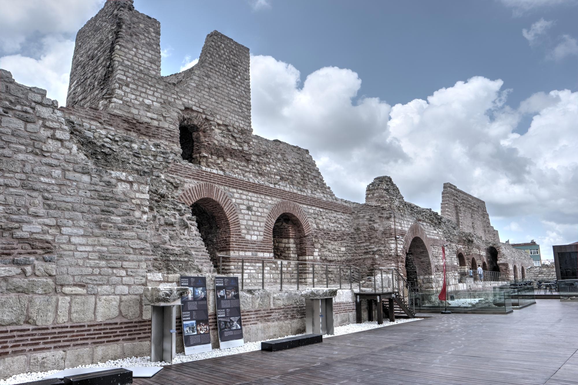 Palace of the Porphyrogenitus - Tekfur Sarayı Müzesi
