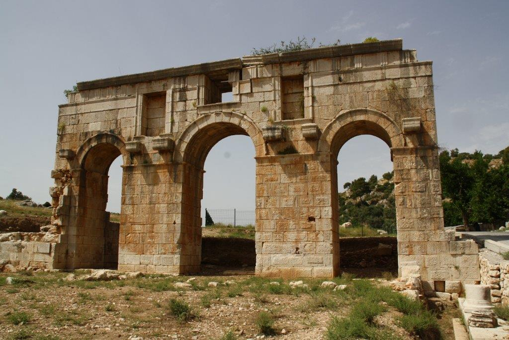 2020 was the year of Patara archaeological site, photo (c) Michel Gybels