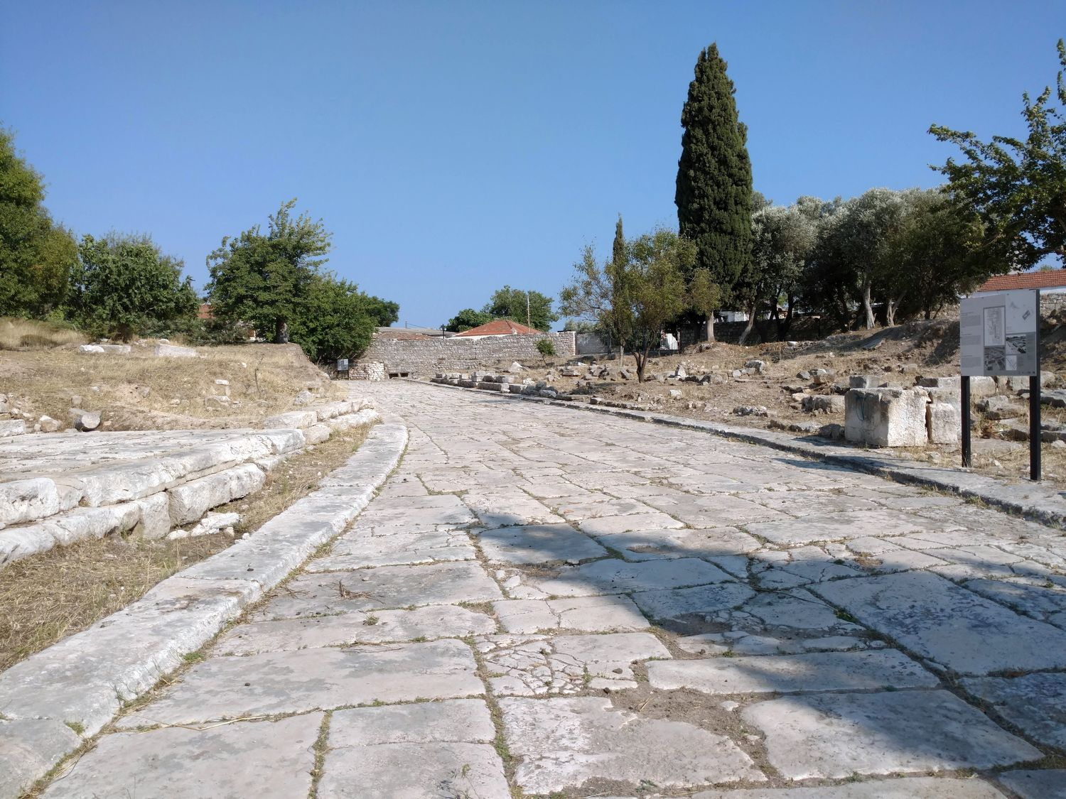 Sacred Road in Didyma