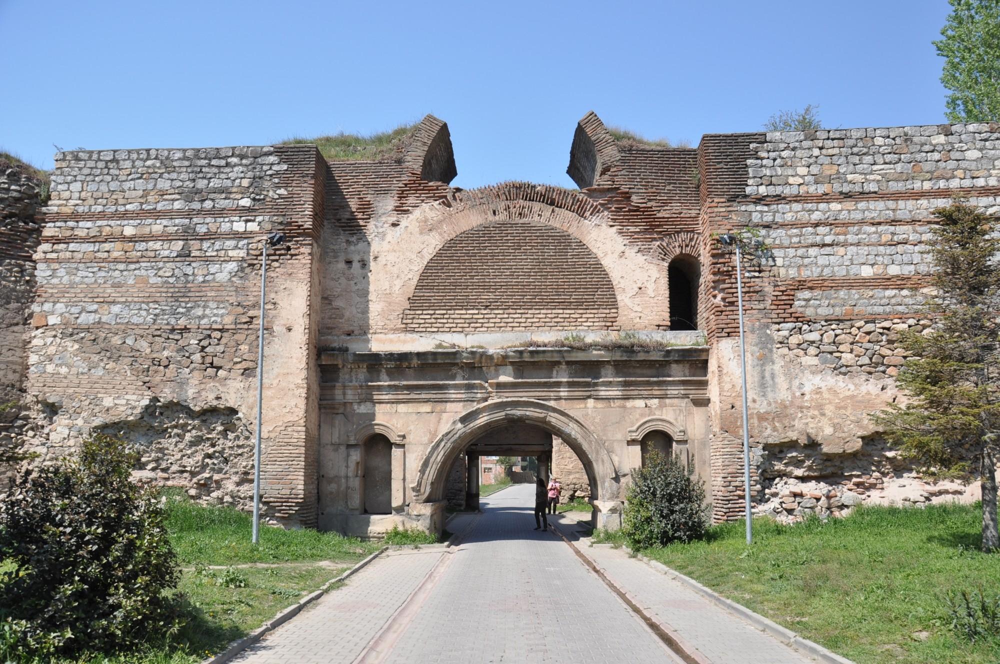 Istanbul Gate in Iznik