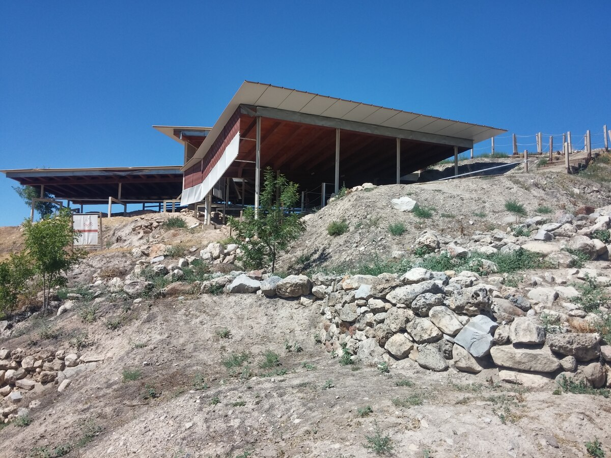 Arslantepe archaeological site