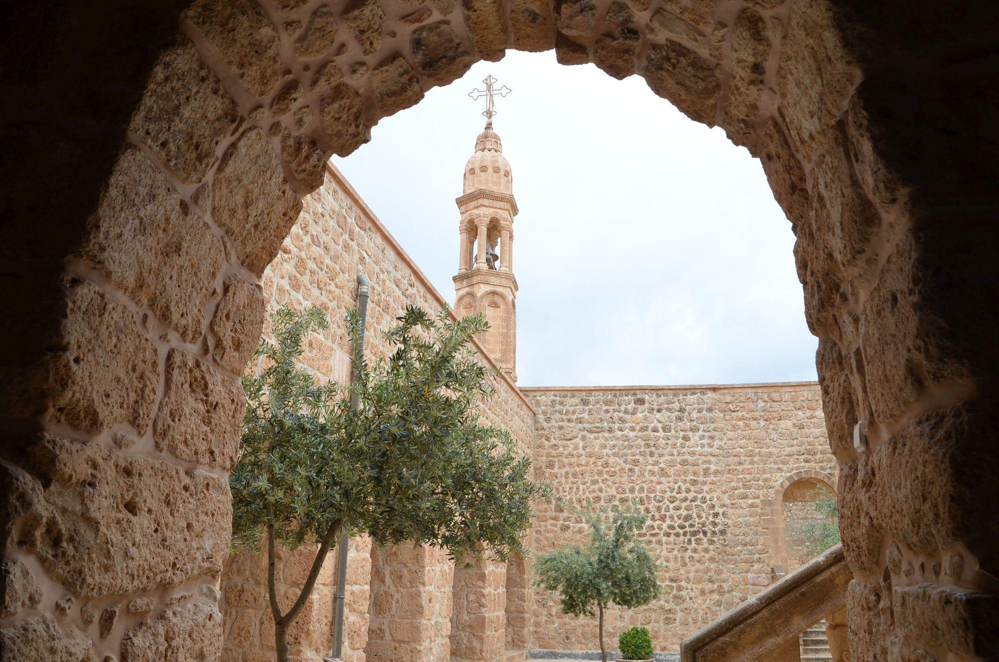 Monastery of Mor Gabriel in Midyat Province