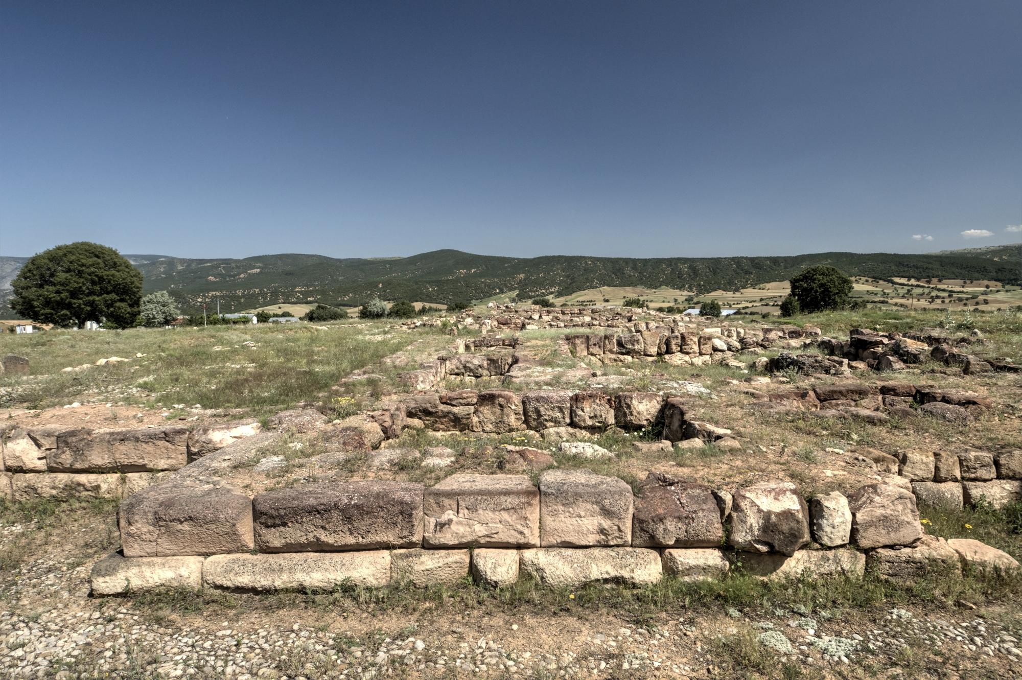 Sapinuwa archaeological site
