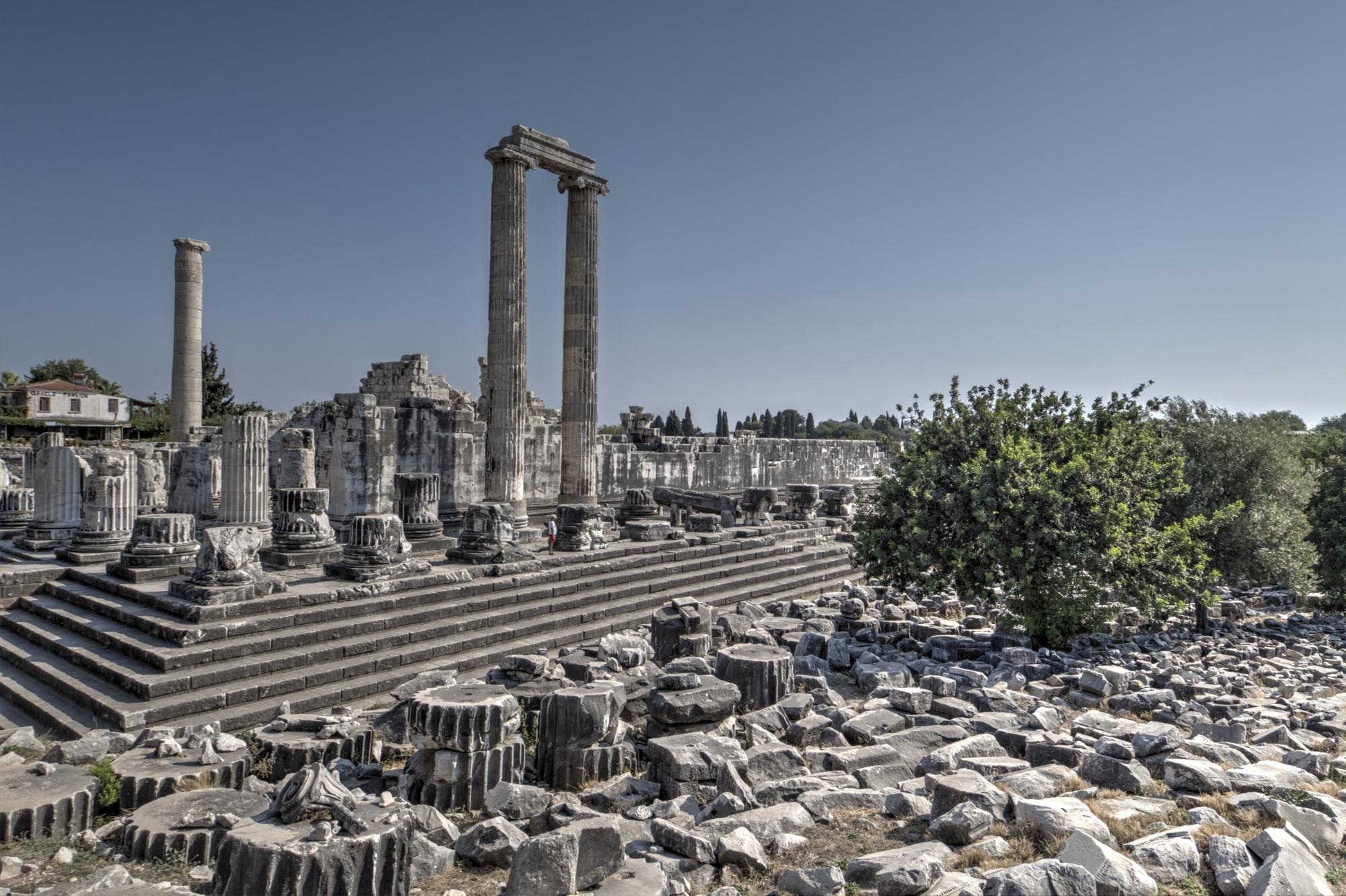 Temple of Apollo in Didyma