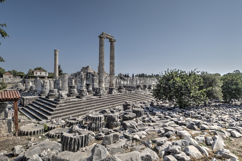 Apollo Temple in Didyma