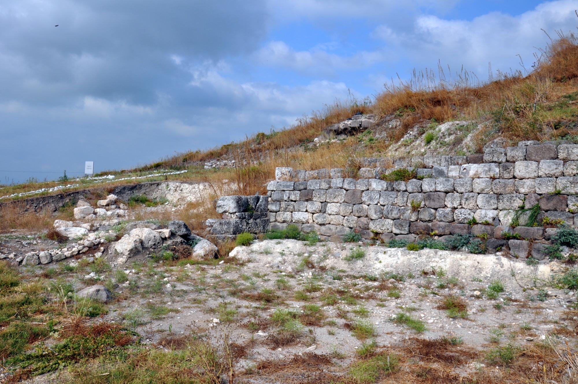 Daskyleion archaeological site