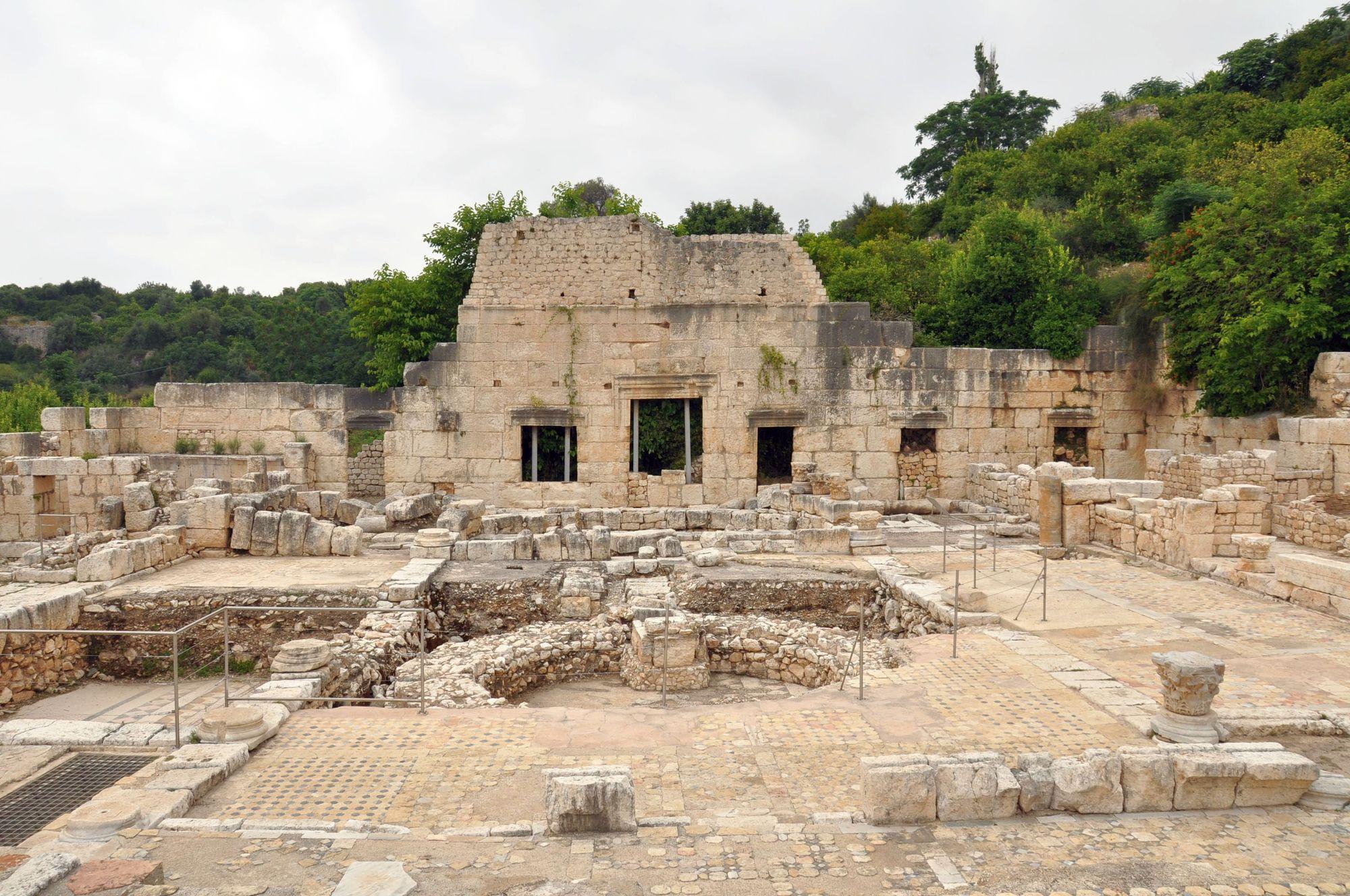 Elaiussa Sebaste ancient city