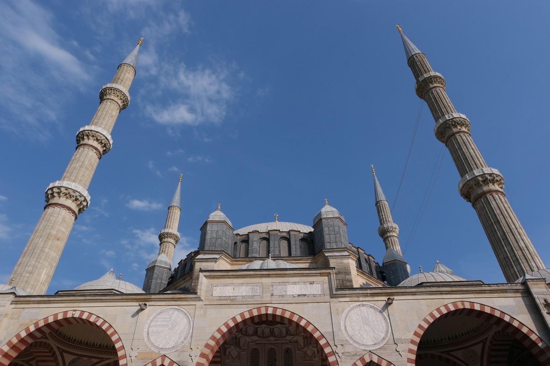 Turkey tour by tan team 2017 edition a summary turkish selimiye mosque in edirne altavistaventures Images