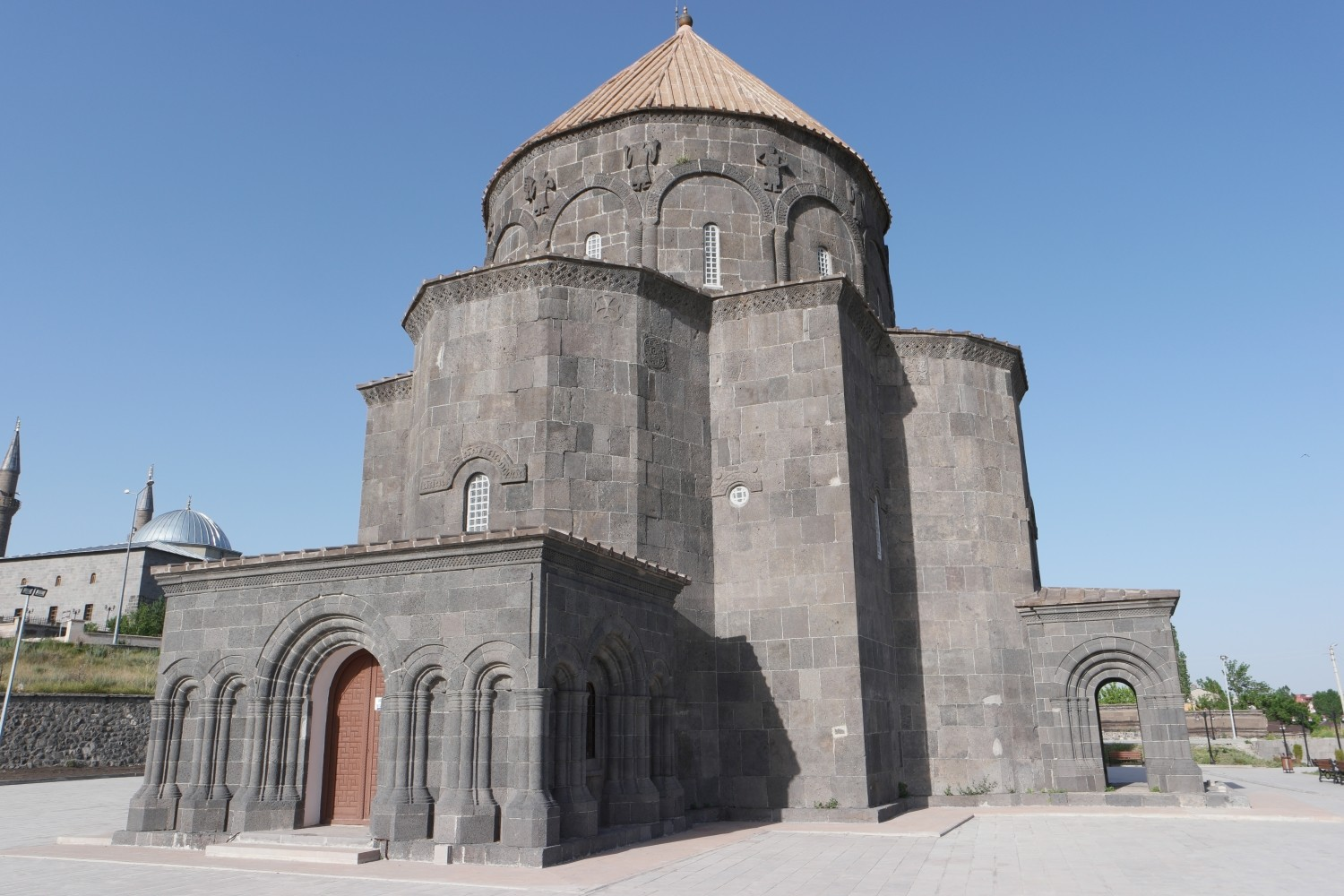 Holy Apostles Church/Kümbet Mosque in Kars