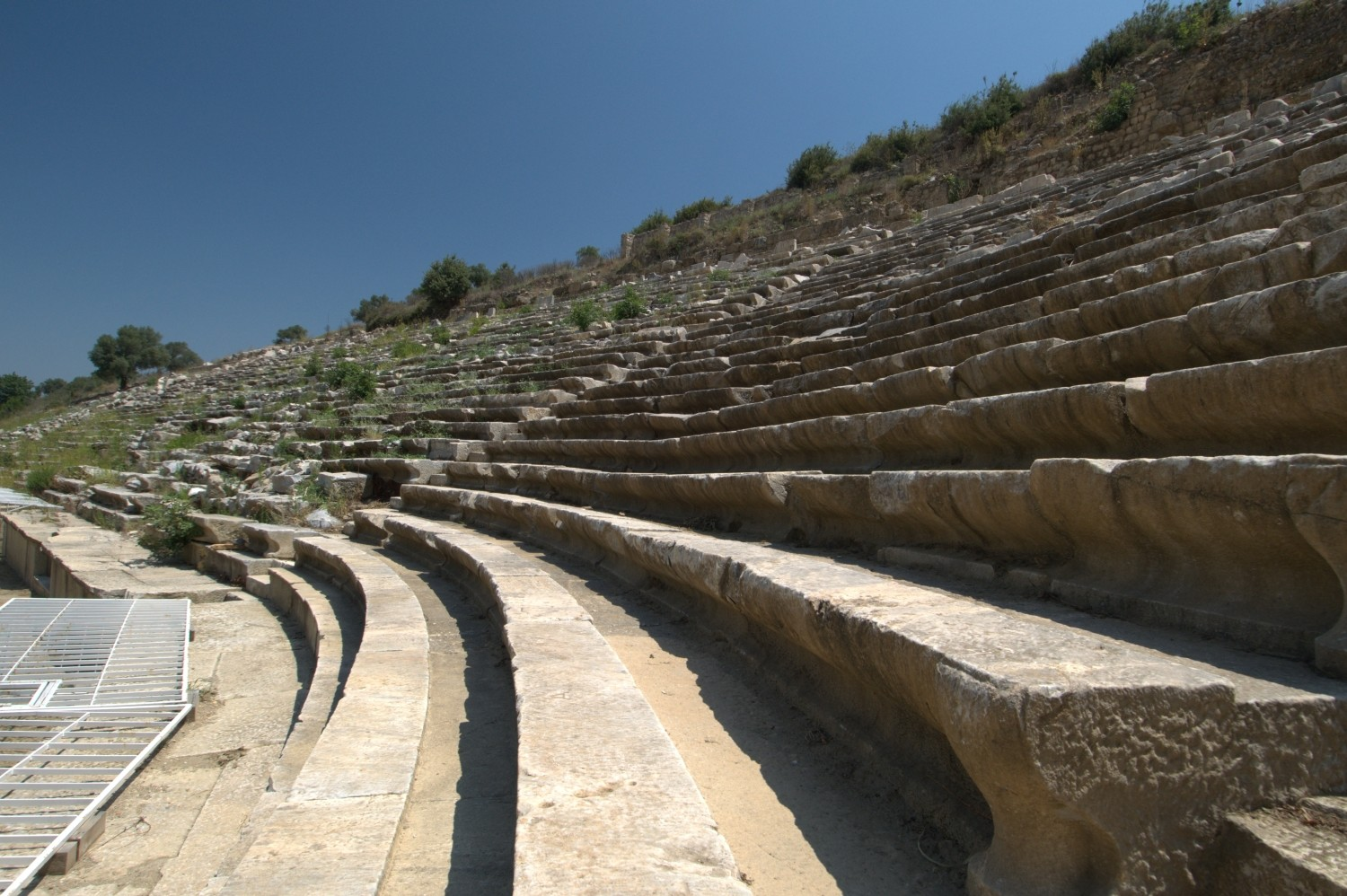 Stadium in Magnesia on the Maeander