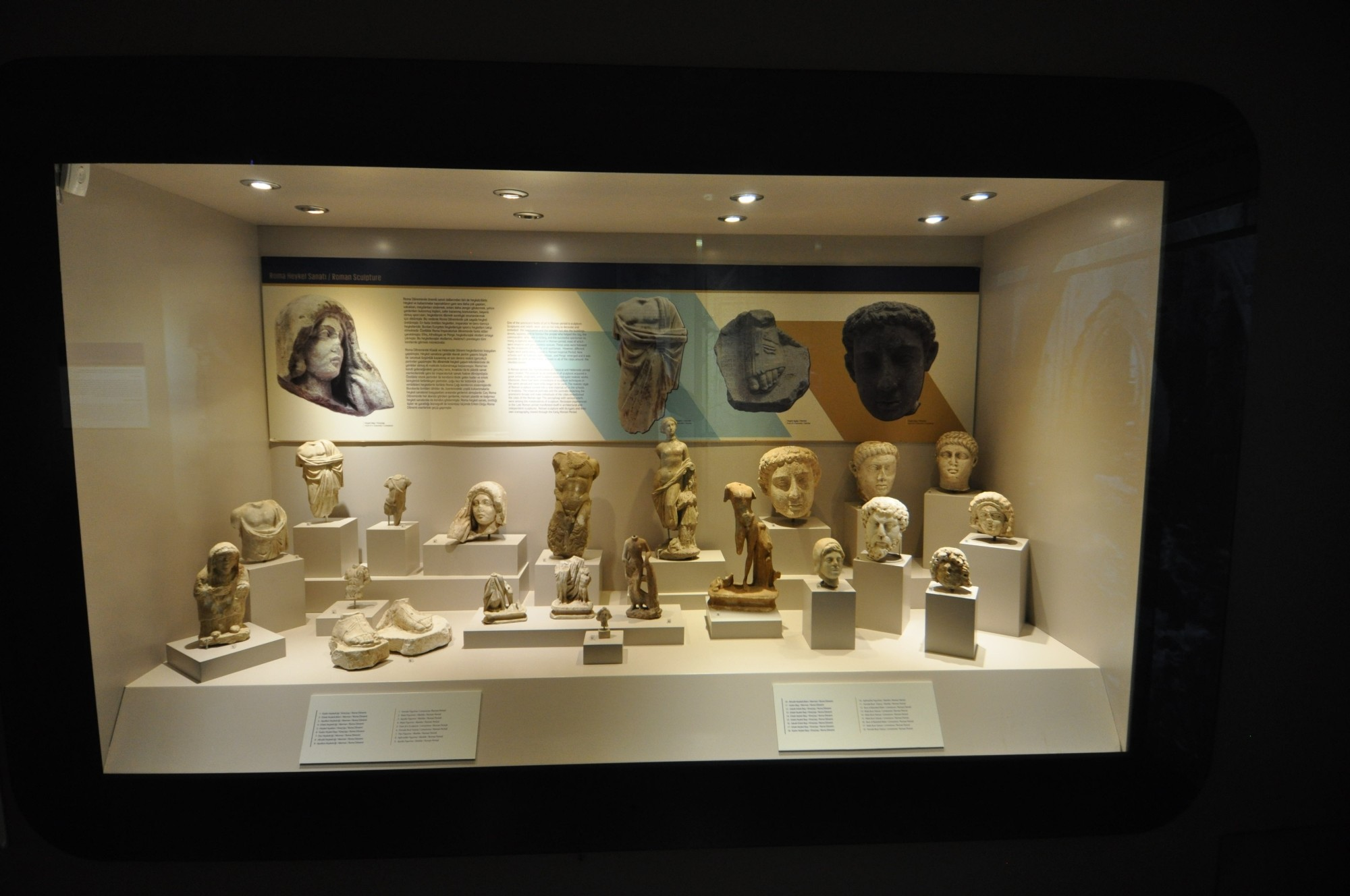 Archaeological Museum In Alanya Turkish Archaeological News