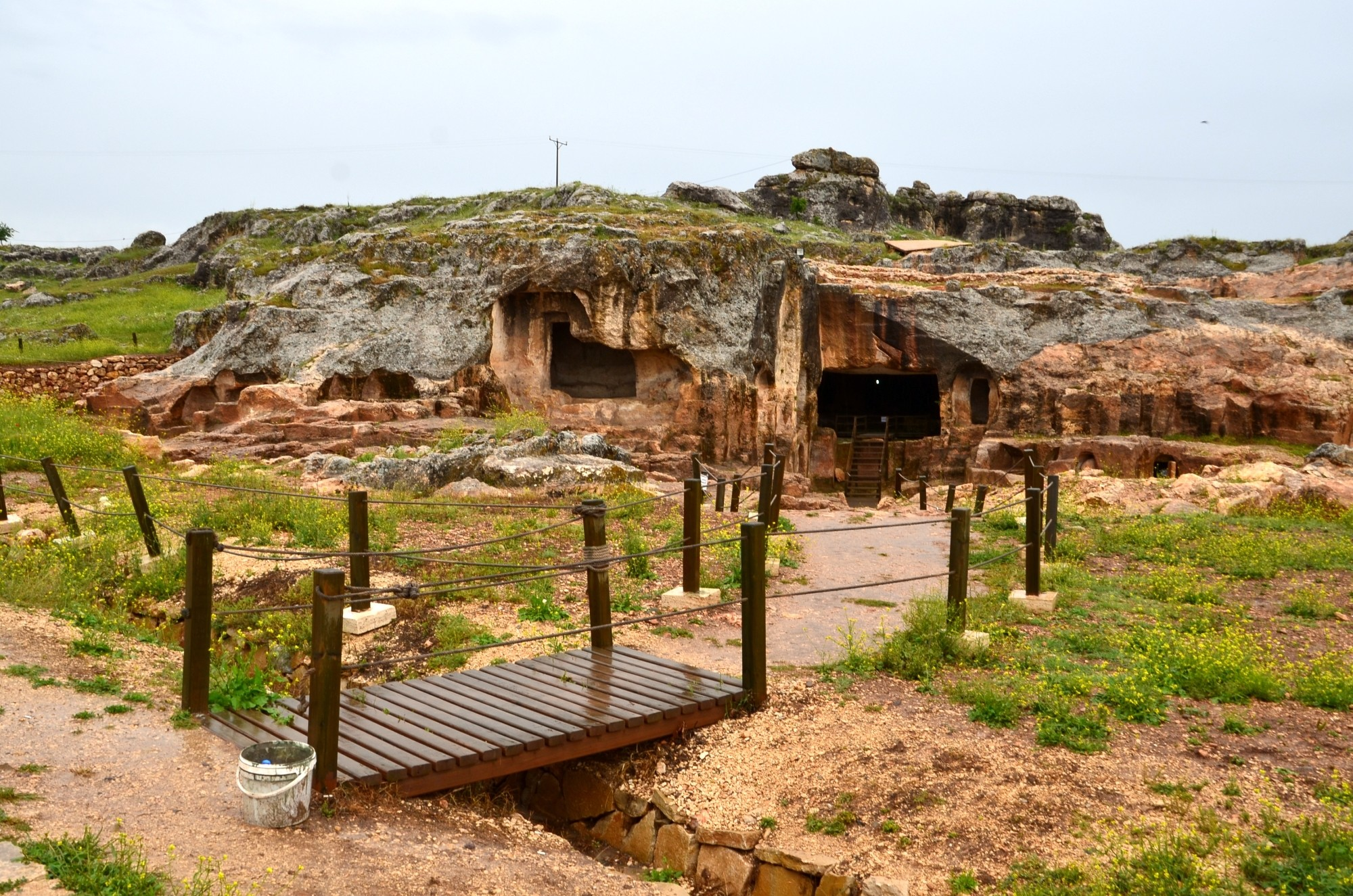 Çayönü archaeological site and Hilar Caves face oblivion | Turkish