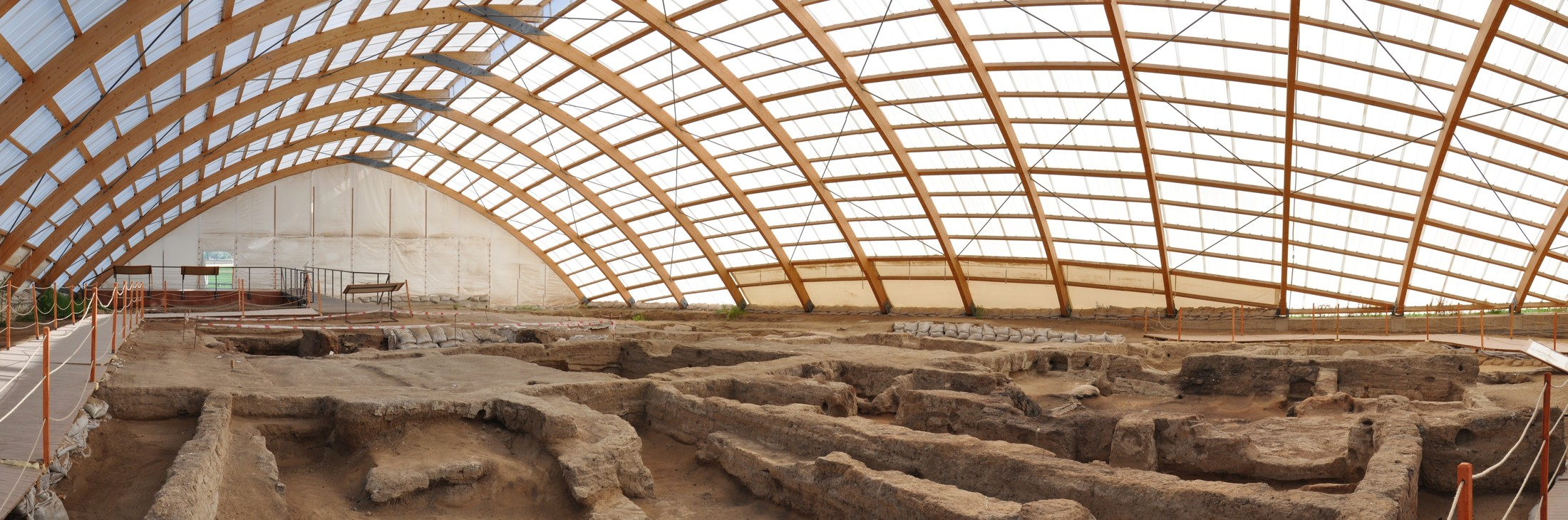 Çatalhöyük, May 2013