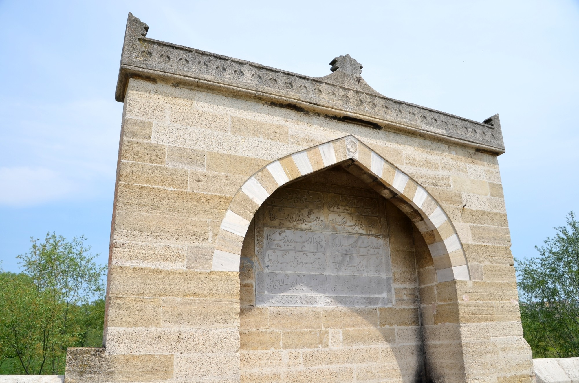 Şahabeddin Pasha Bridge