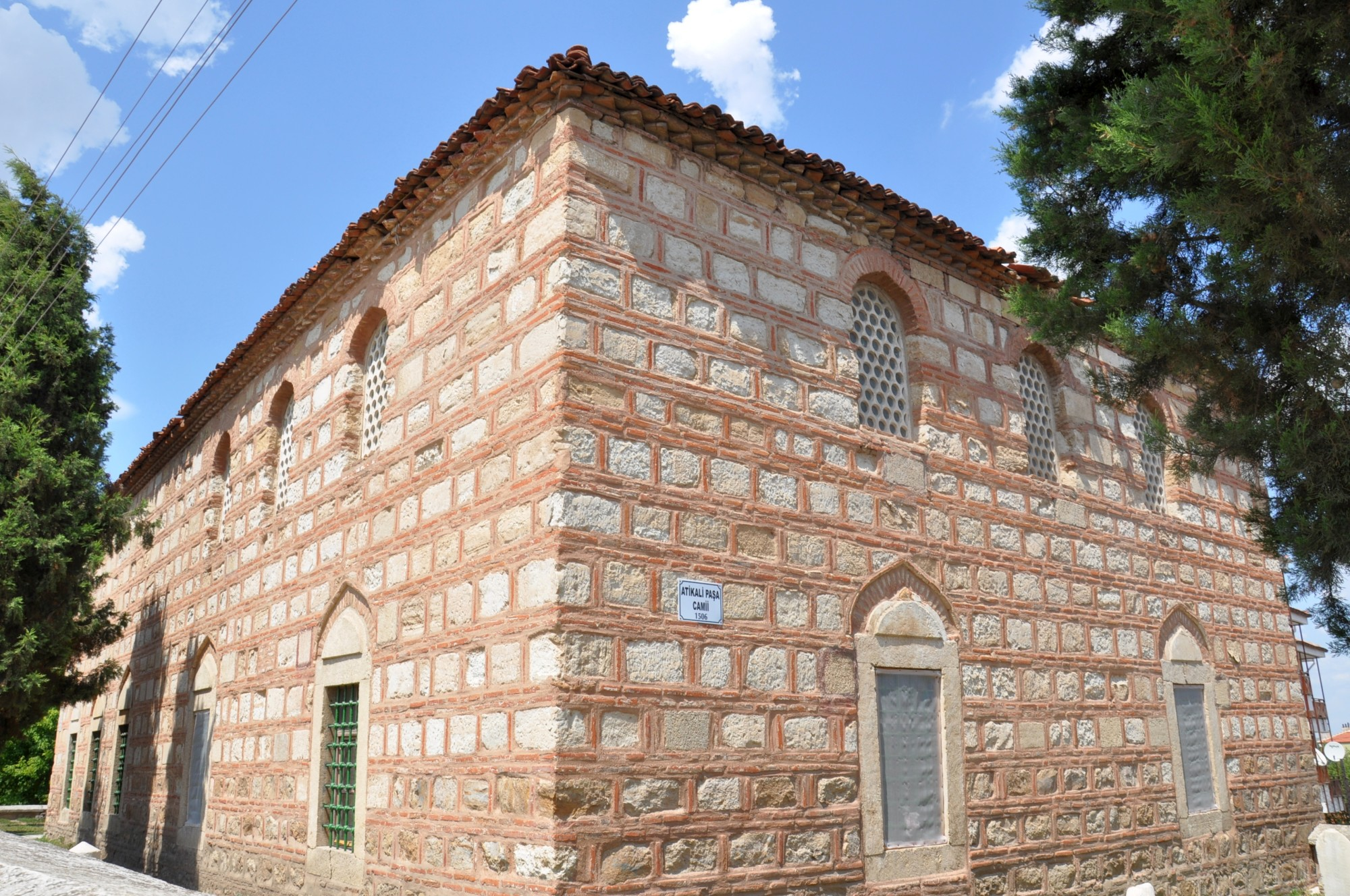 Atik Ali Pasha Mosque in Edirne (in 2012)