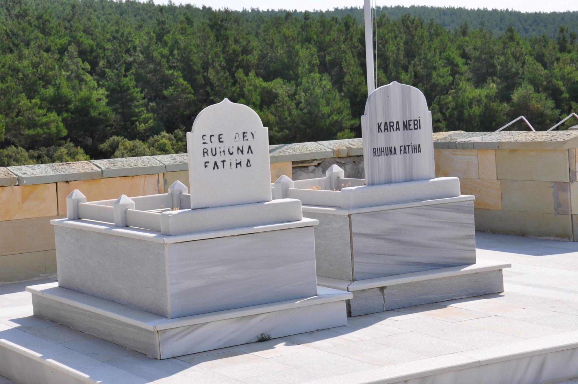 Ecebey Mausoleum