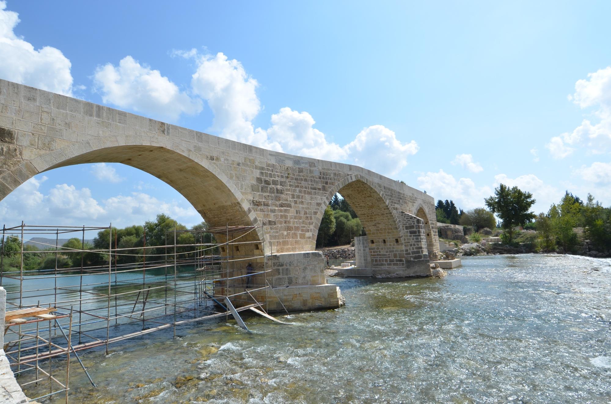 Eurymedon Bridge (Aspendos)