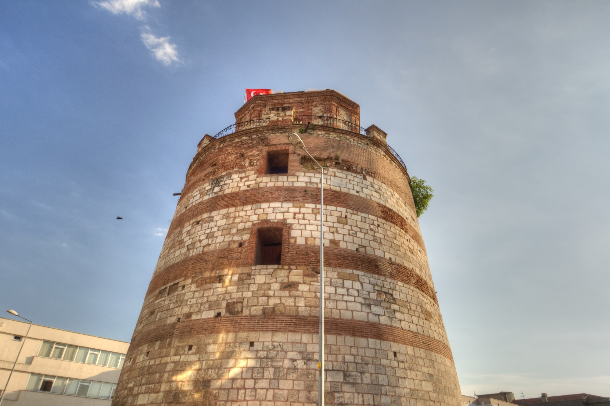 Macedonian Tower