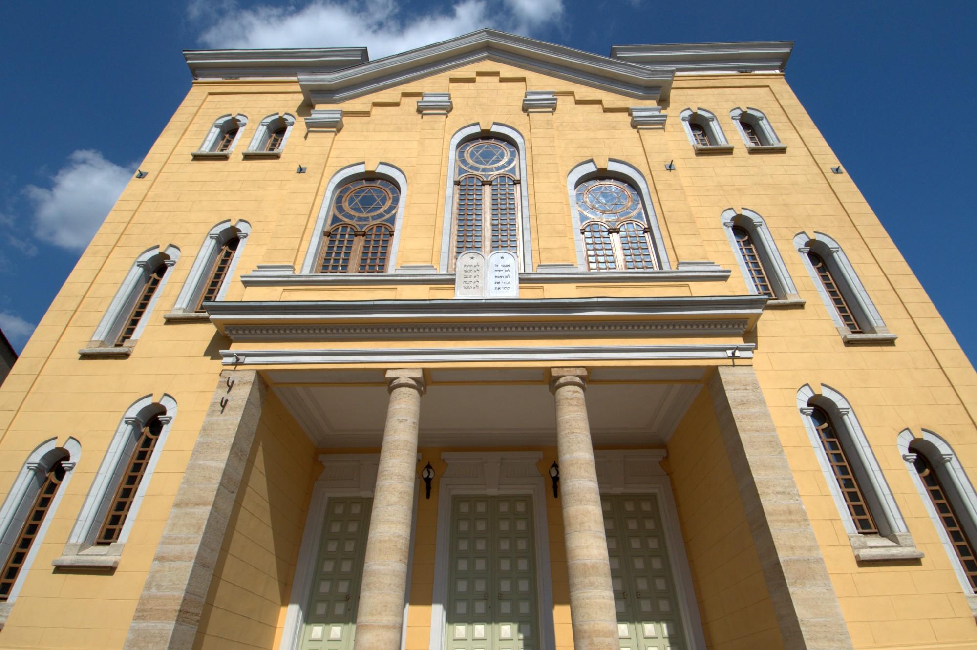 Grand Synagogue of Edirne