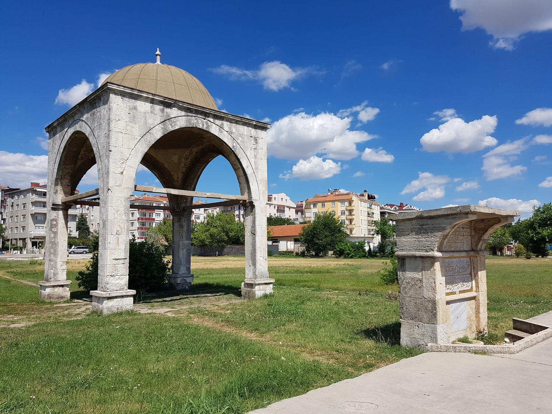 Hacılar Ezanı Namazgah and Fountain in Edirne