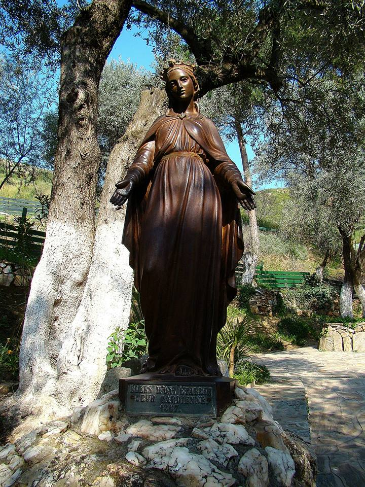 Car Transport Reviews >> House of the Virgin Mary in Ephesus | Turkish Archaeological News