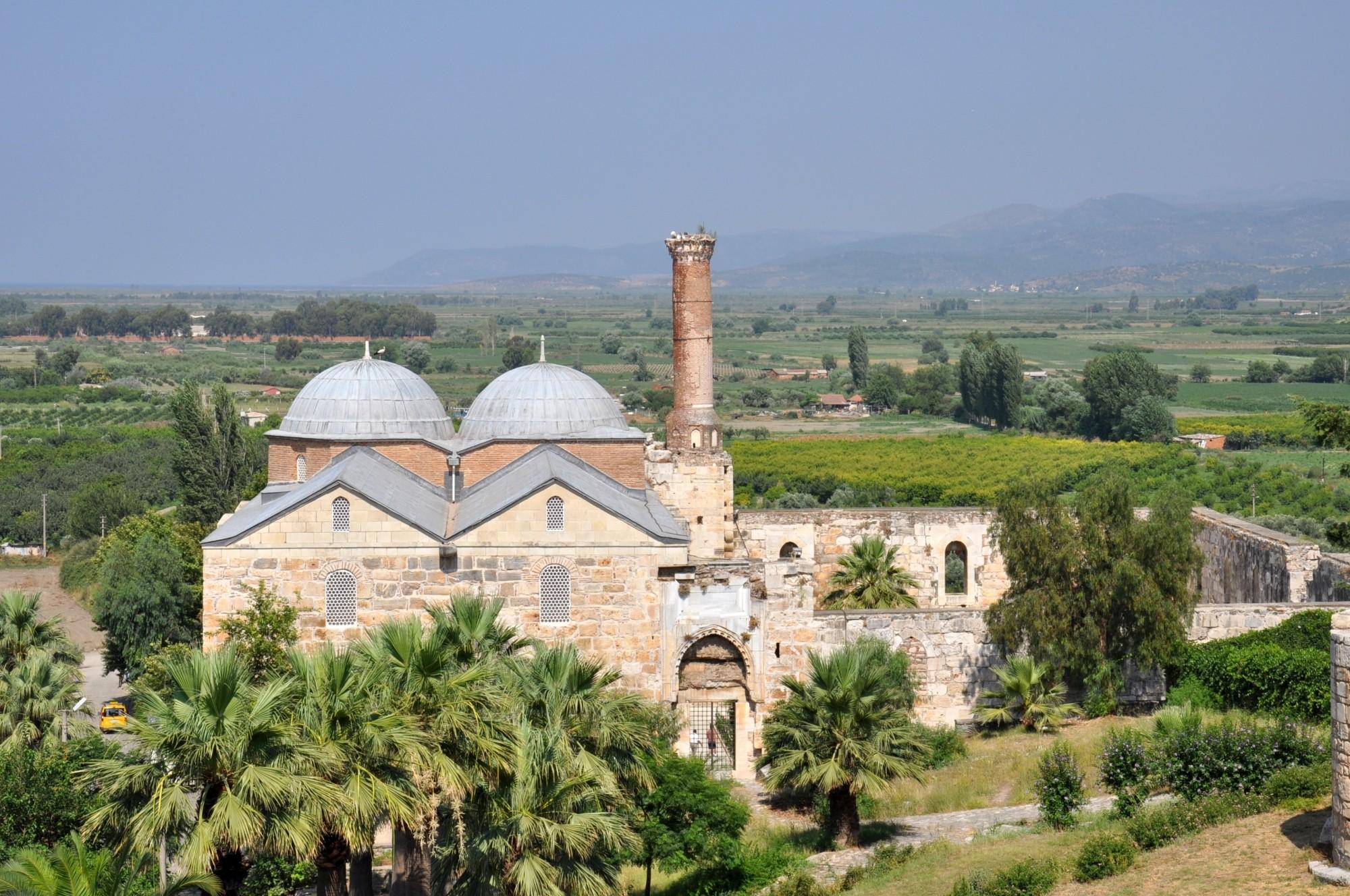 İsa Bey Mosque in Selçuk