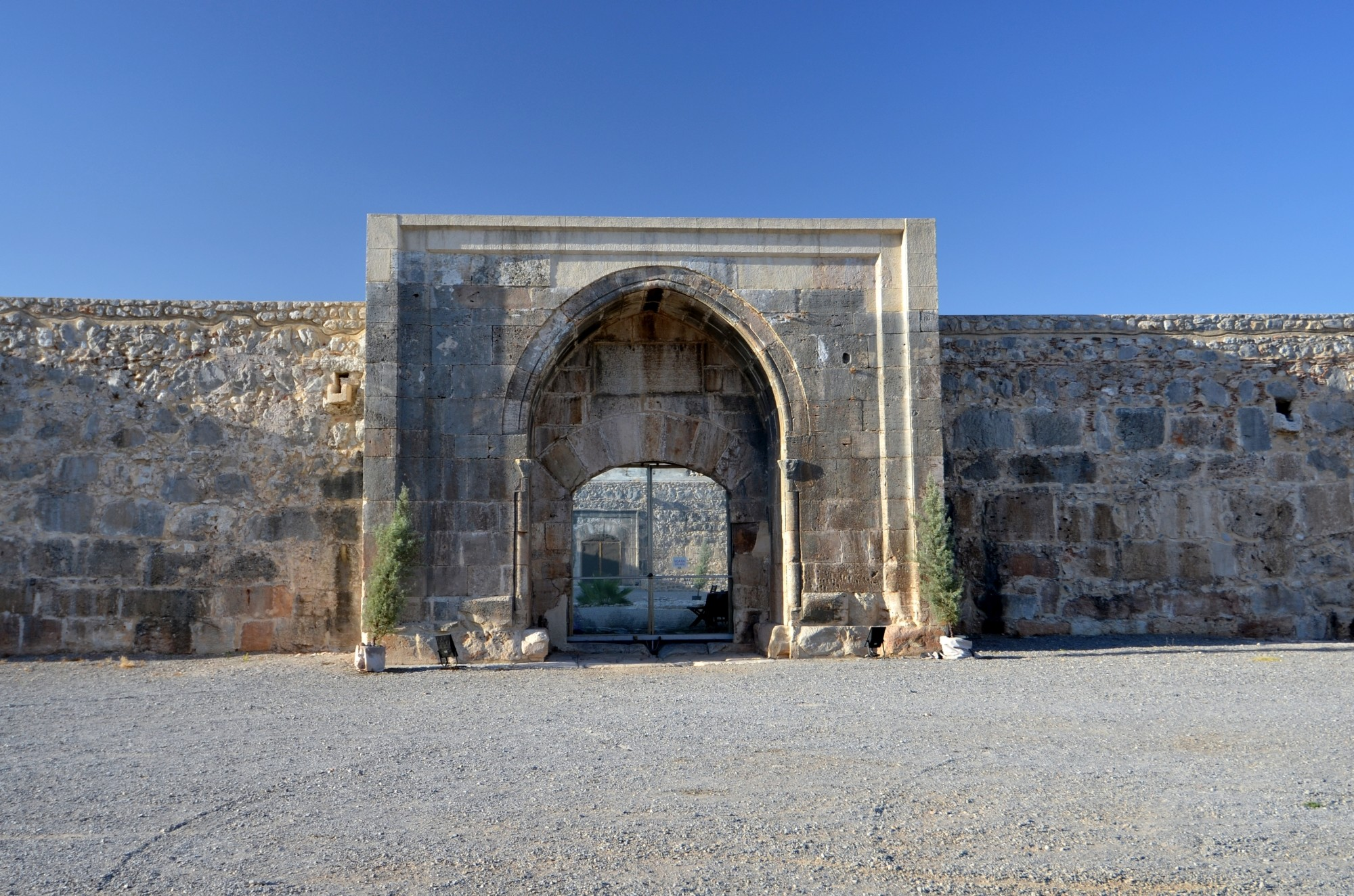 Kırkgöz Han Caravanserai