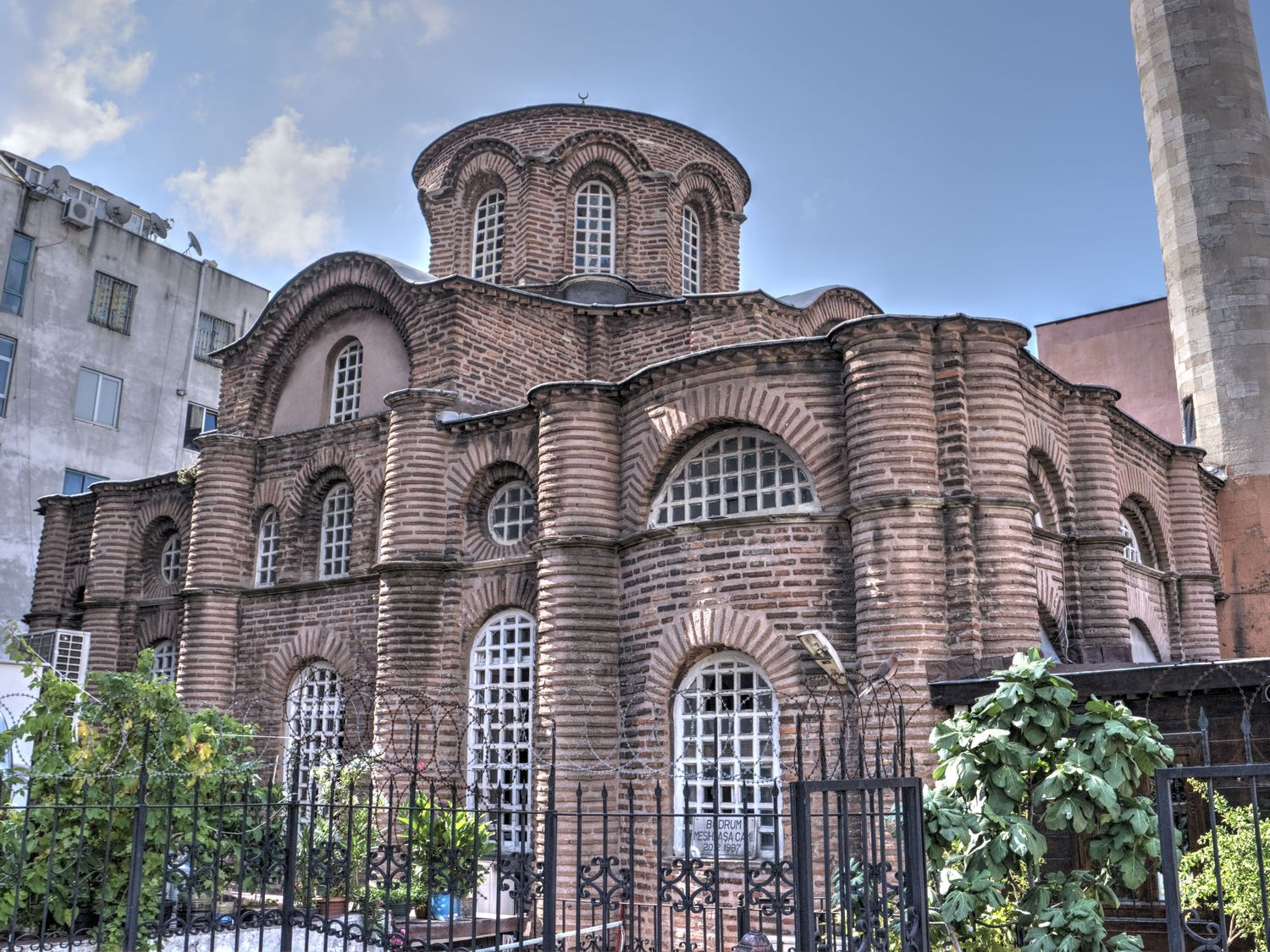 Myrelaion Church - Bodrum Mosque