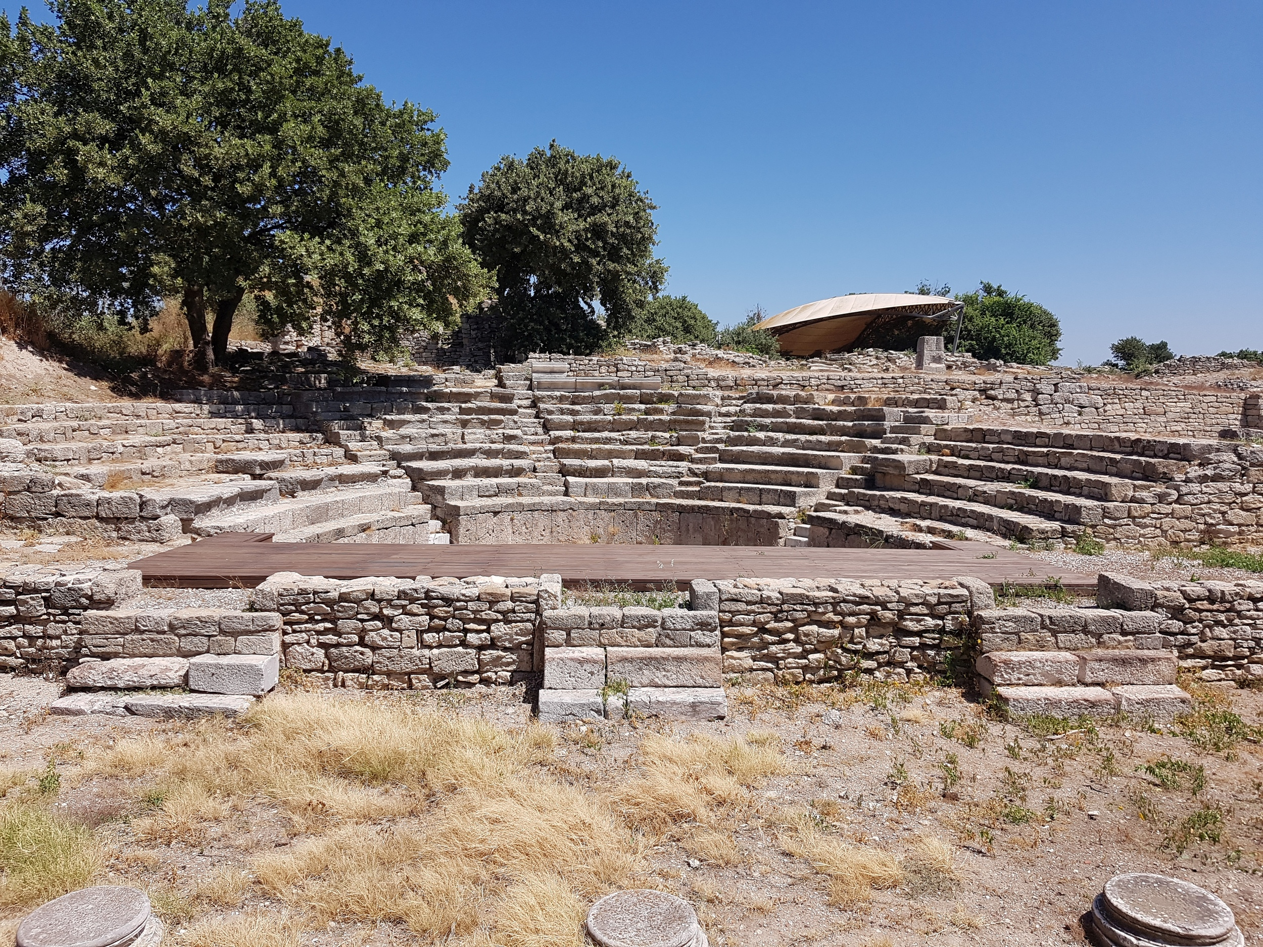 Odeon of Troy