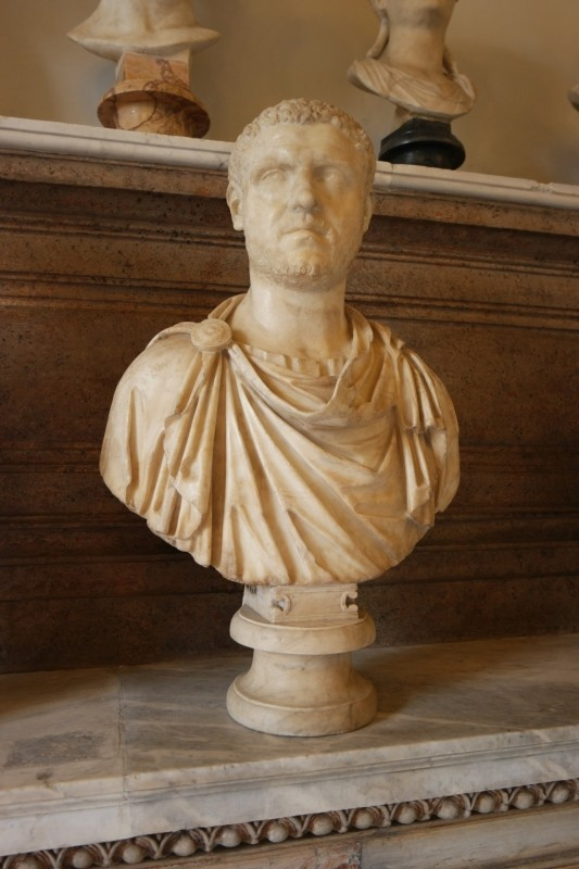 Caracalla, from Capitoline Museum
