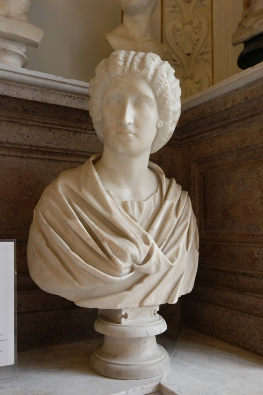 Julia Domna, from Capitoline Museum