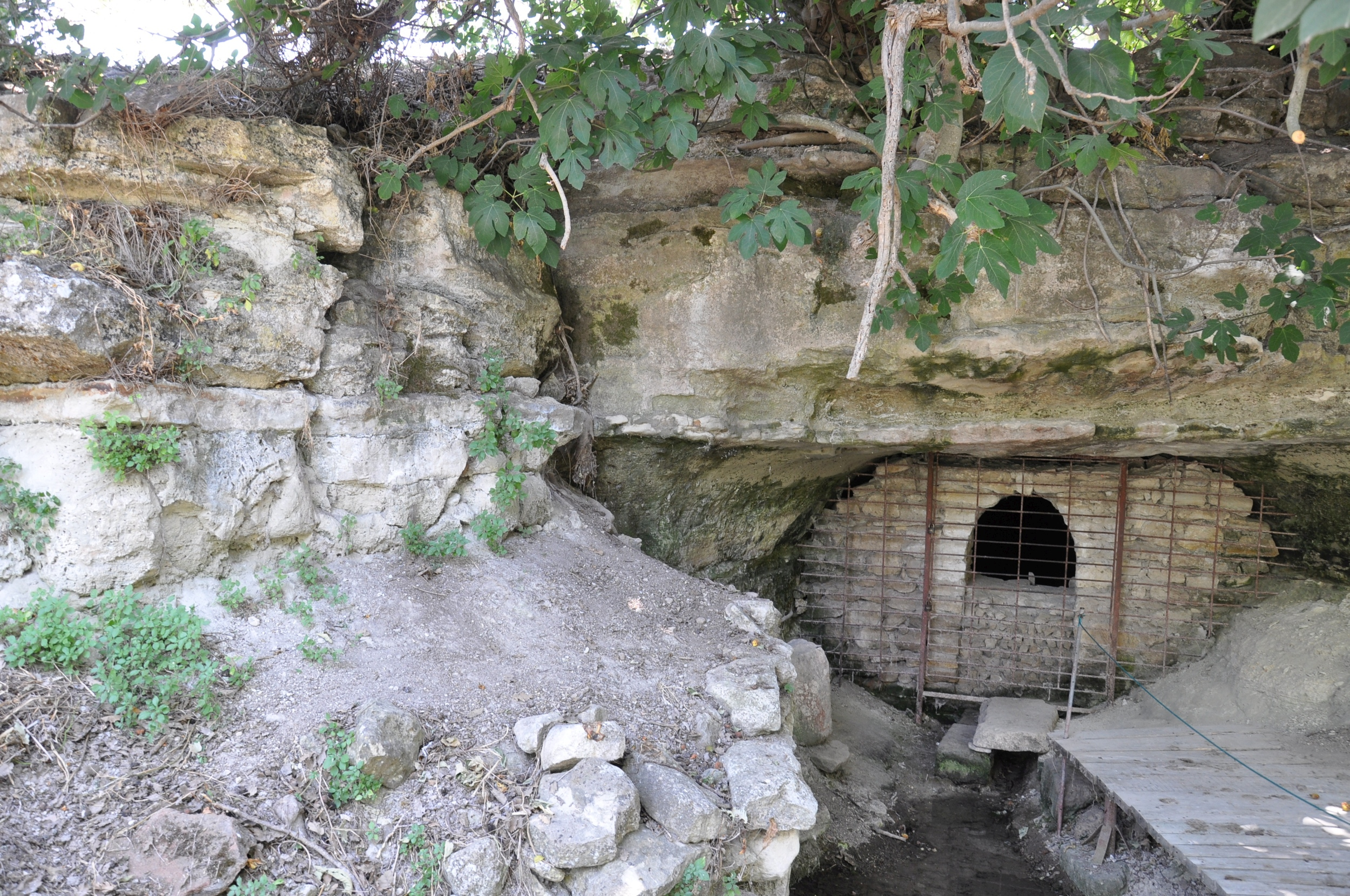 Water Cave of Wilusa
