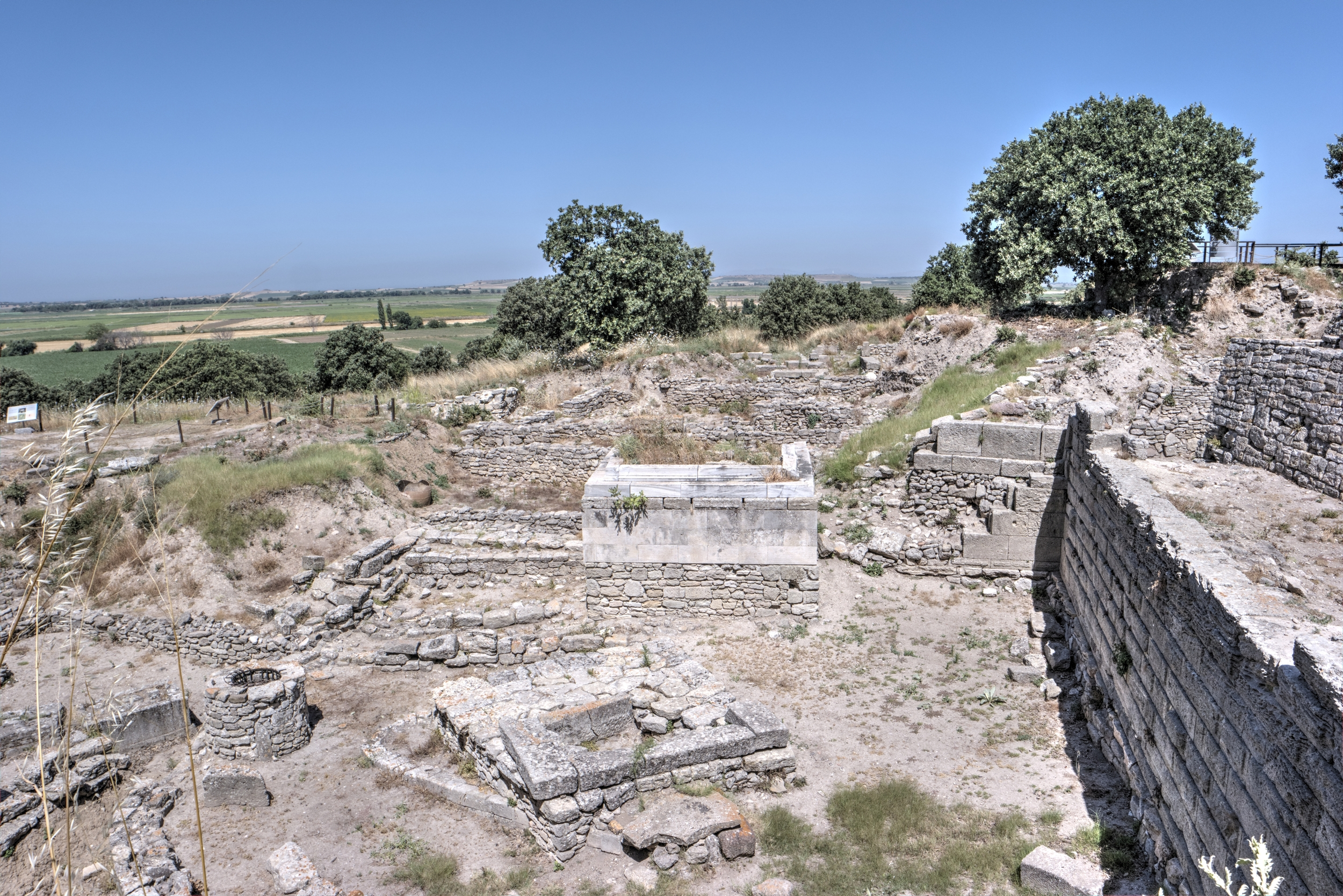 Western Sanctuary of Troy