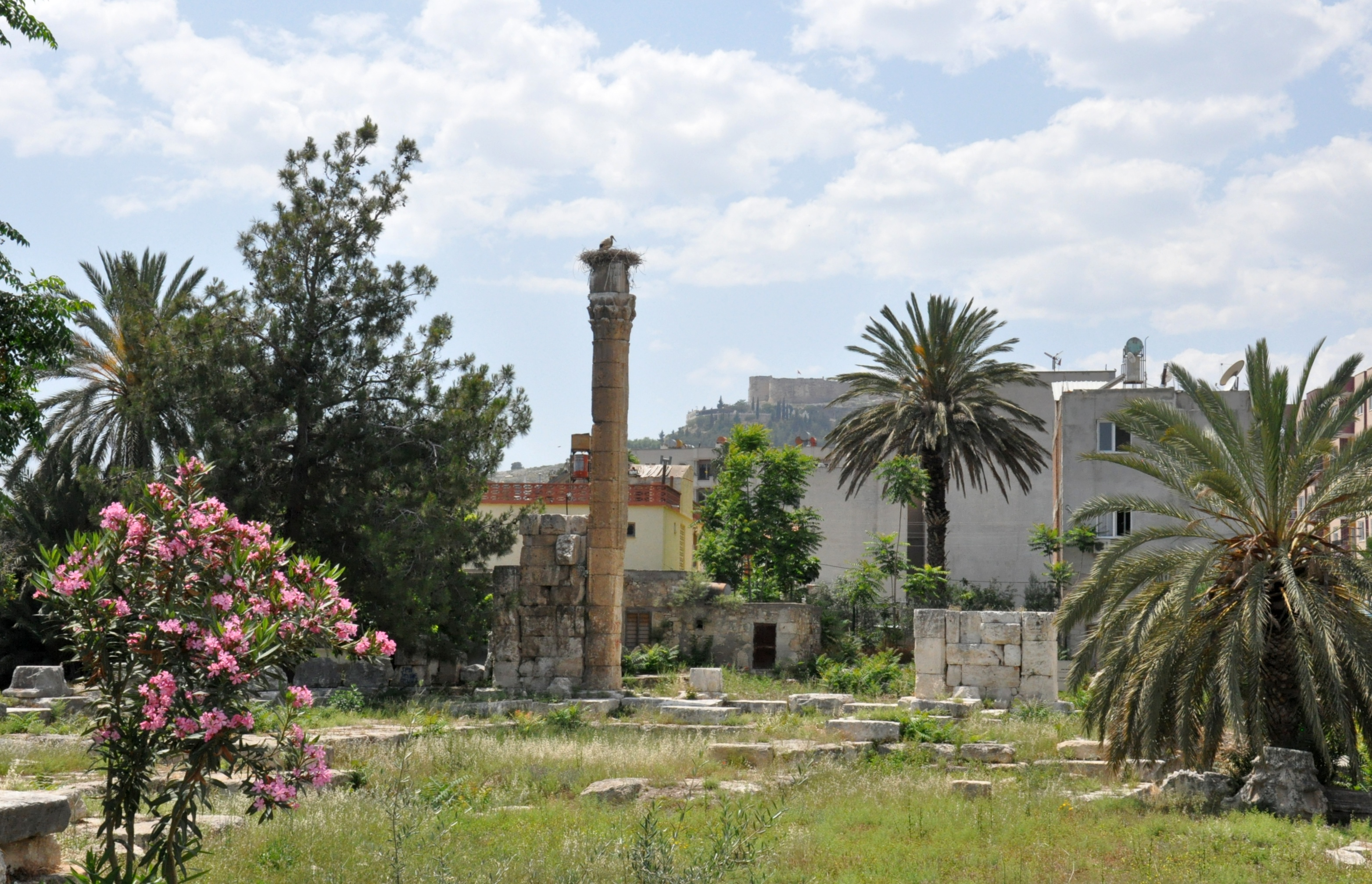 Zeus Temple in Silifke