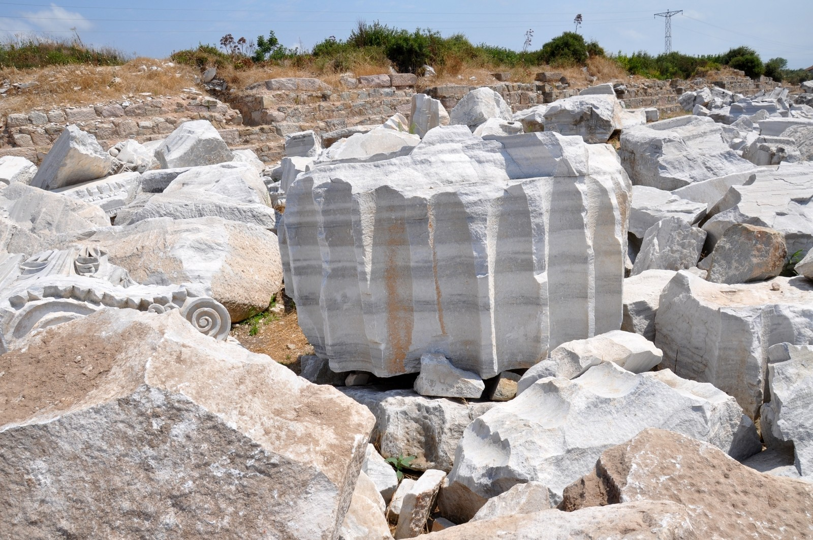 Image result for cyzicus ruins greece