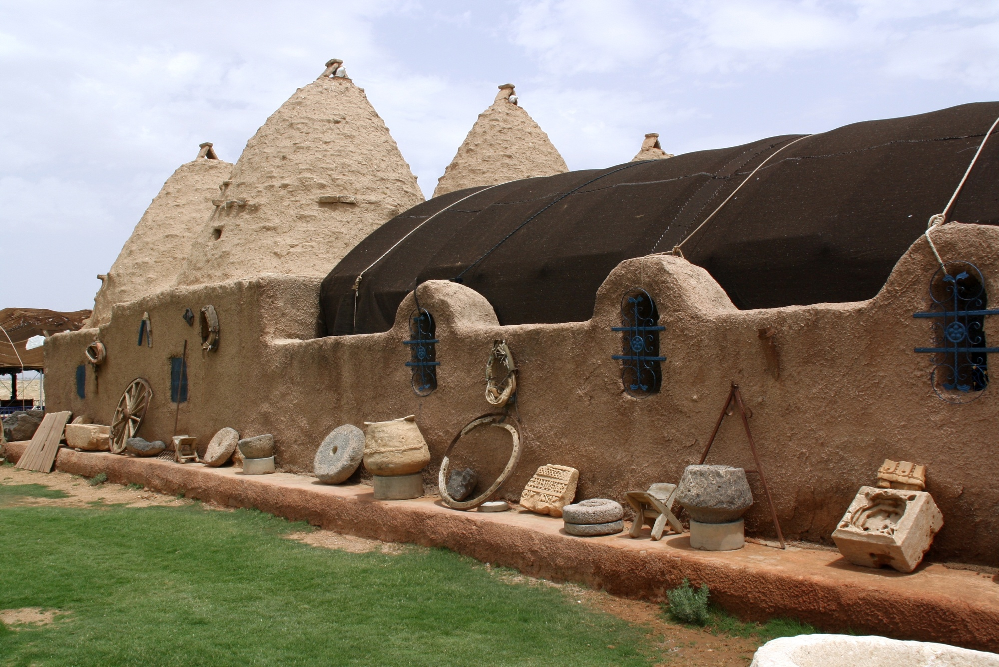 Harran beehive houses (2018)