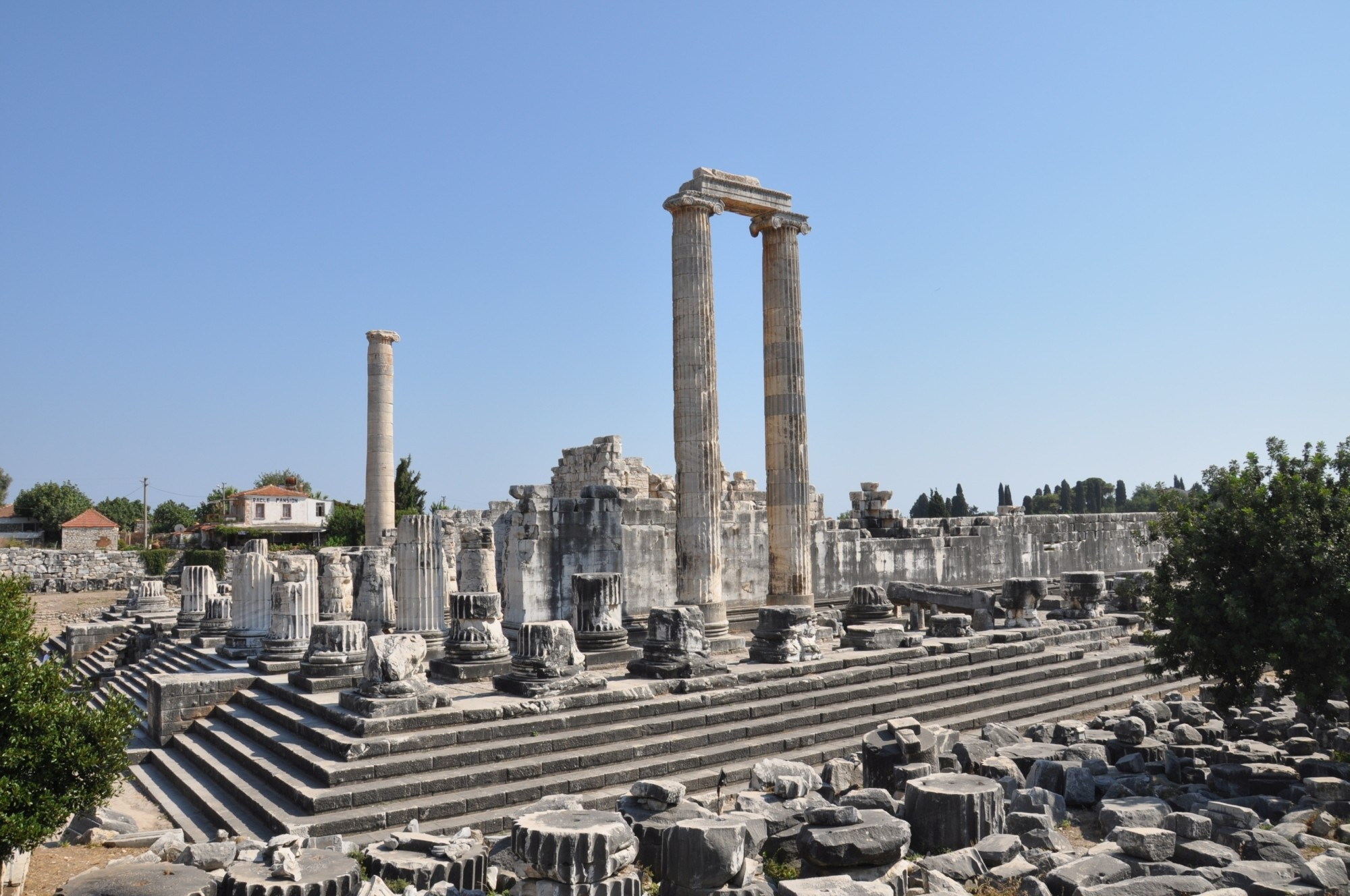 Temple of Apollo at Didyma