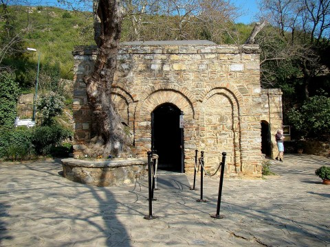House of the Virgin Mary in Ephesus
