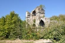 Aqueduct in Lyrbe