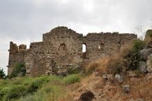 Baths in Syedra