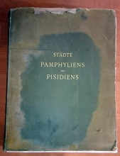 The cover of Städte Pamphyliens und Pisidiens