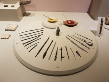 """Medical instruments"", Ephesus Museum in Selçuk"