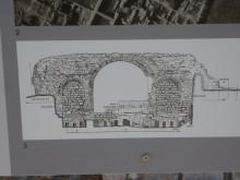 Roman Baths in Didyma - illustration