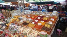 Bazaar in Alanya