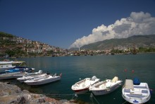 Harbour in Alanya