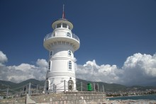 Lighthouse in Alanya