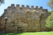 City Walls in Antalya