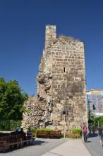 Kalekapısı (Castle Gate), Antalya