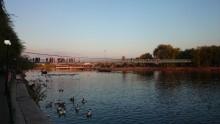 Kızılırmak River in Avanos