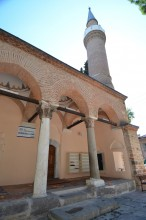 Kurşunlu Camii (Lead Mosque) in Edremit